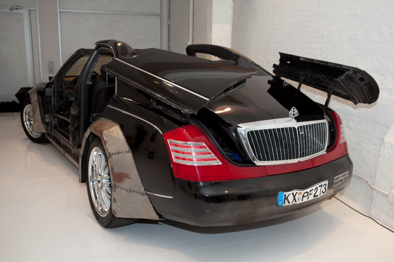 Maybach 57 By Jay Z Kanye West Used Car Values