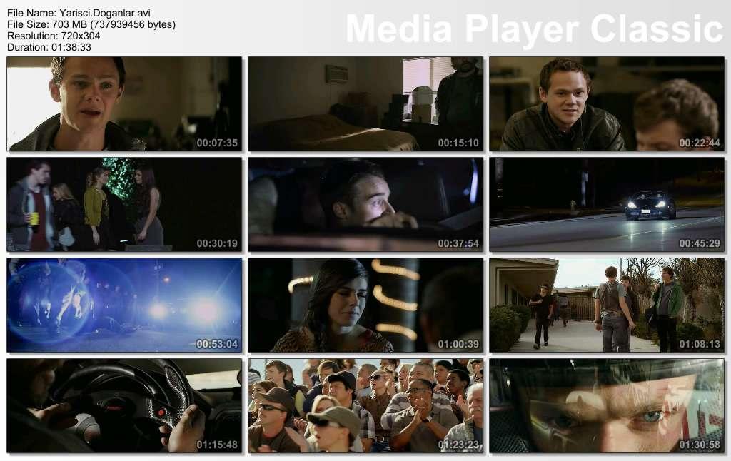 Yarışçı Doğanlar - 2011 BRRip XviD - Türkçe Dublaj indir